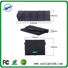 solar cells high efficiency 5.5v foldable solar panels