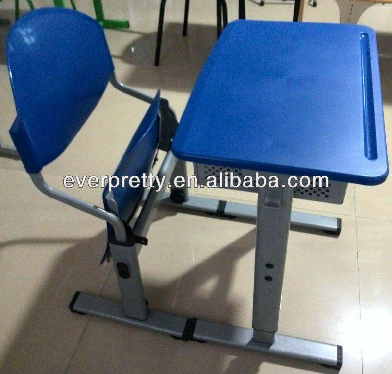 School Furniture Single Desk and Chair,Used School Desks for Sale, Plastic Chairs Dubai
