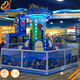 Ocean flying tower 6seats drop tower rides jumping rides for sale