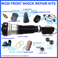 High quality shock absorber parts for W220 air suspension repair kits for mercedes