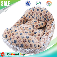 High Quality ICIT Factory dog bed couch covered cat bed