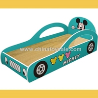 Various good quality eco friendly creative furniture kids car bed