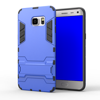 2016 Original hybrid armor shockProof protective hard mobile phone cover for Samsung Galaxy S6 edge plus hybird armor case