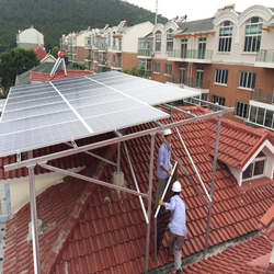 solar system for home best quality best price CE