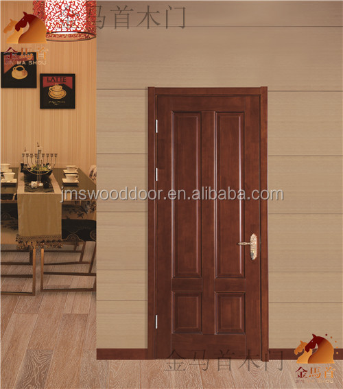 China Manufacturer Finished Surface Finishing and Interior Bedroom, Hotel, bathroom room, Kitchen Position wooden doors