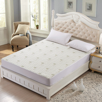 Top Quality Bamboo Waterproof TPU Bed Bug Mattress Covers