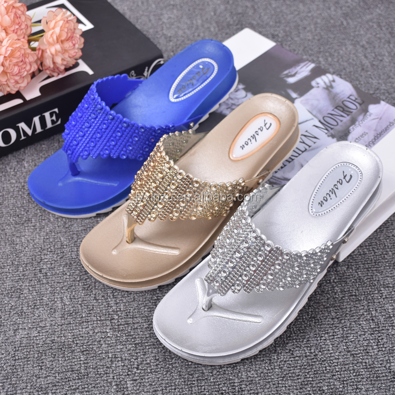 New Style Pinch Beach Flip Flop woman slipper Shoes Ladies Sandals