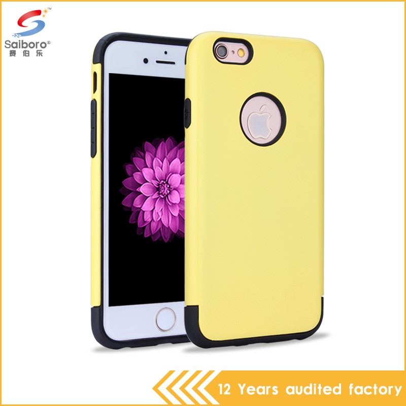 Trade assurance high quality design for iphone 6s armour case