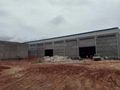 steel strcture warehouse building pig house