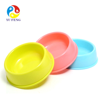 Contemporary promotional breeding bowl pitched pet dog
