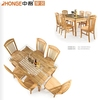 hot sale discount oak furniture dining table and chair