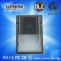 Supertek DLC ETL Listed 5 years warranty factory sales LED lighting, high bay, shoe box, wall pack, street, flood light
