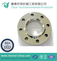 Forging CNC machining ss pipe din flange dimension