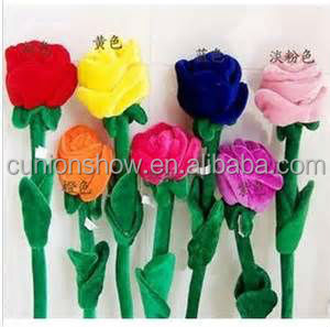 ICTI and SEDEX plush toys in flower design