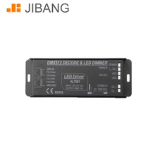 Shanghai Jibang 1 channel dmx 0-10v led dimmer 10a
