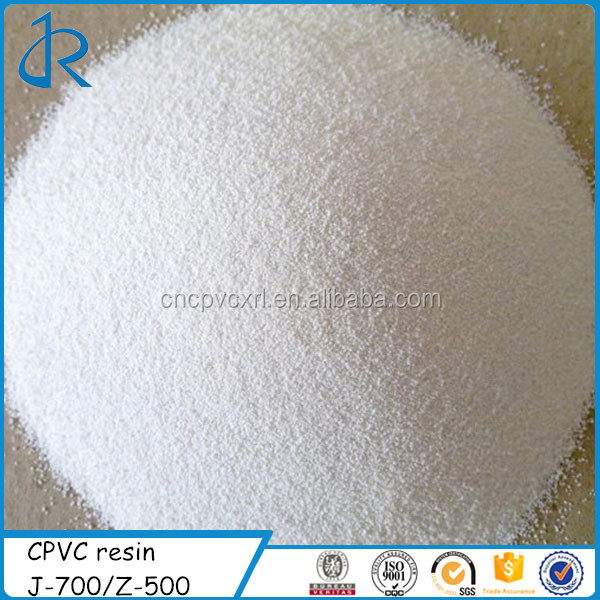 Extrusion Grade Chlorinated polyvinyl chloride CPVC Resin JC-700 for pipe