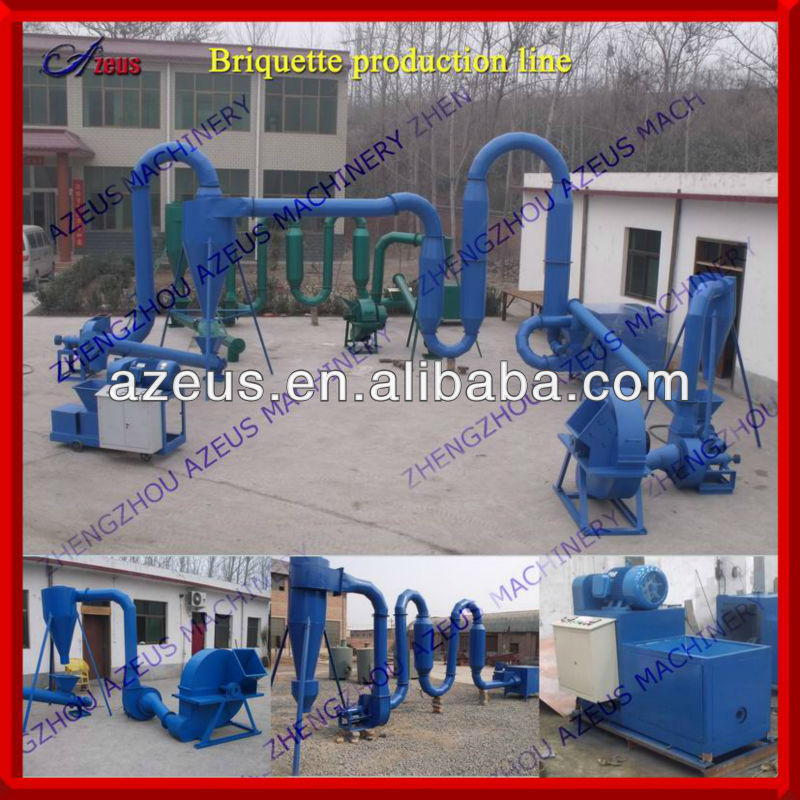 0086-15188378608 Druable quality briquette machine produce bulk coal