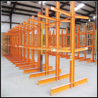 Cargo Storage Equipments Cantilever Selective Steel