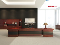 Manager Executive desk Office Furniture Modern from China
