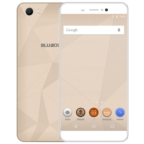 Drop Shipping Original BLUBOO Picasso Smartphone with 5.0 inch Android 6.0 2GB/RAM +16GB/ROM same day shipping