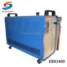 HHO400 portable welder hydrogen welding machine/hho jewelry welding machine