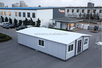 Collapsible Foldable House 40' - less shipping cost with more living space