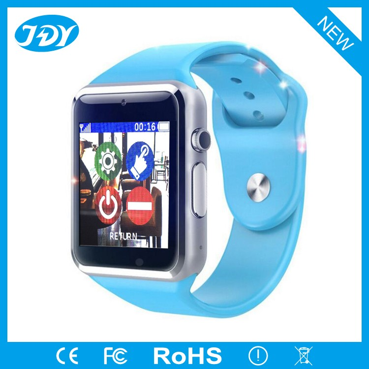 Restaurant wireless Wrist Watch Pager With CE And FCC touch Call Buttons