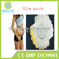 Chinese herbal slimming patch for weight loss
