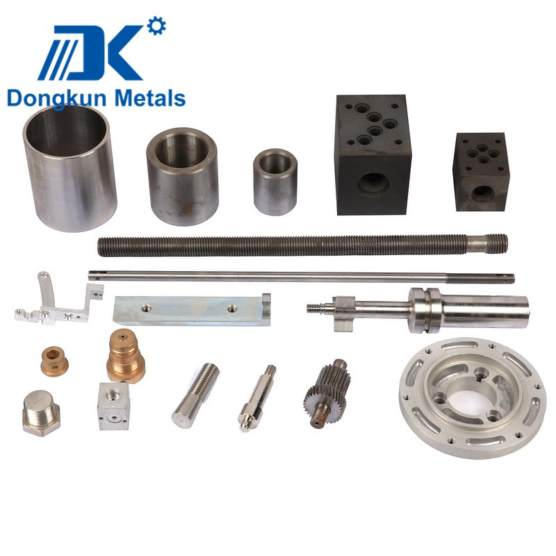 stainless steel and aluminum cnc machining Parts Service