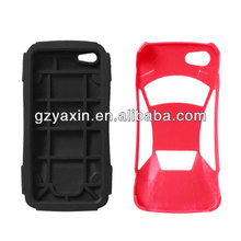 Hybrid sport case,Fashion Cool Hard Plastic 3D Sports Car Case For iPhone 5C