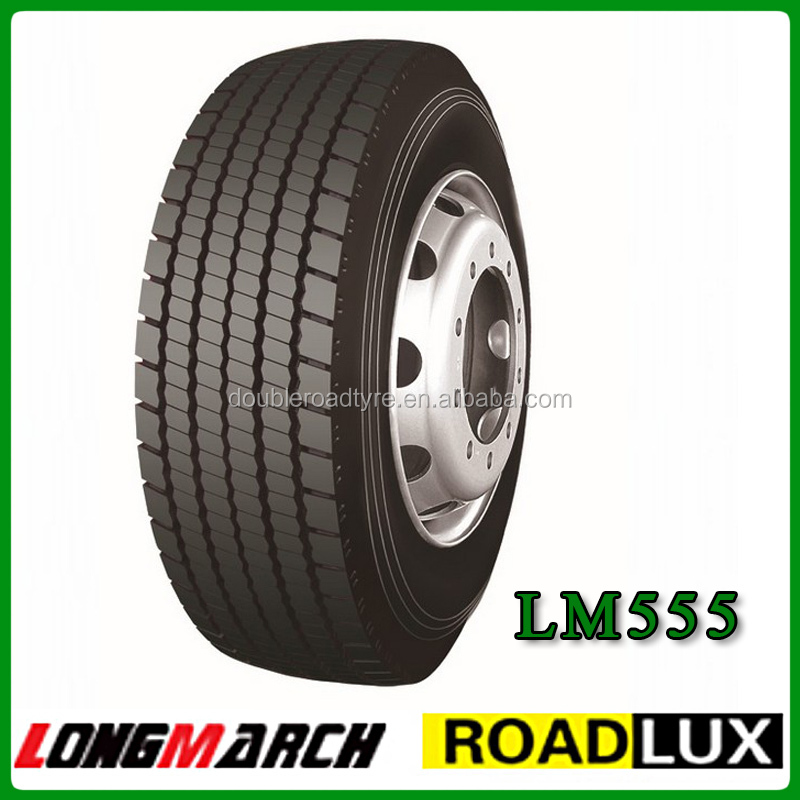 Longmarch Doubleroad Wholesale Top 10 Tyre Brands New Truck Tires 12 R 22.5 Prices