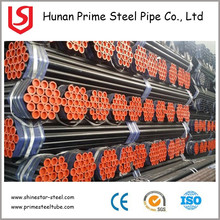 3PE Coating API 5L X52 Seamless Steel Pipe Tubing Equipment API 5CT 2 7/8 EU tubing joint use connect oil pipe