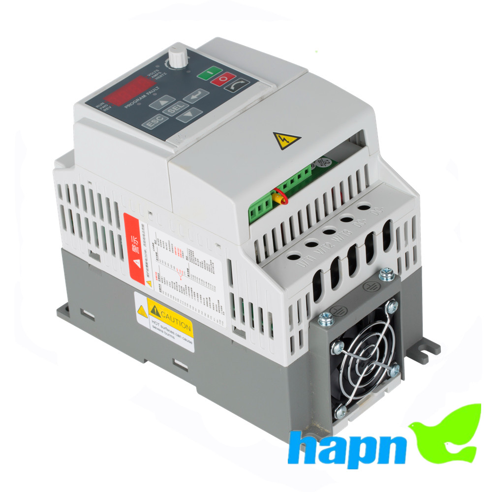 Single phase frequency inverter/frequency drive/frequency converter