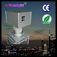 Guangzhou Yuelight 10W elf light christmas lights projector outdoor laser lighting with ce rohs
