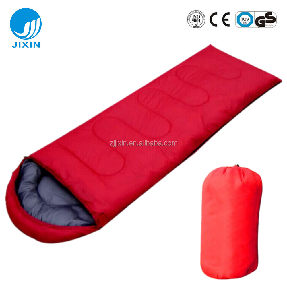 2016 New Portable Warm High Quality Envelope Sleeping Bag for camping