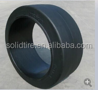 5.00-8 forklift rubber solid tire