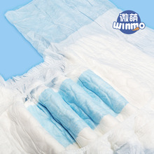 Thick Adult Diapers,Incontinence Diapers Adults Fujian,Plain Woven Feature Cheap Adult Diapers