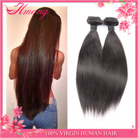 Large Stock No Shedding Double Weft Grade 6A Brazillian Remy Hair Chocolate