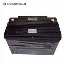 Maintenance-free deep cycle, drop in 12v 100ah Lithium Iron battery pack replace gel AGM battery used for golf cart, Marine, RV