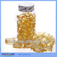 Garlic Oil 2mg Softgel Capsule for healthcare