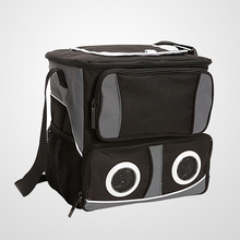 Insulated Beer Sound Cooler Bag With Radio/mp3 Palyer Pocket