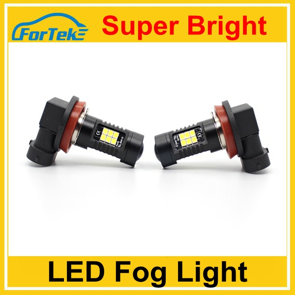 Auto accessory Fatory price led fog light with high quality 21smd 2835 9006 led light bulb
