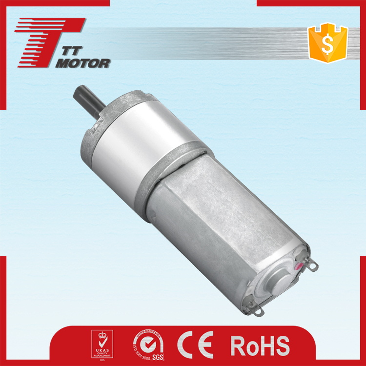 Biosensors dc electric 12v planetary geared motor