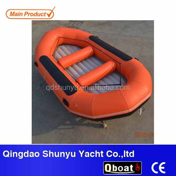 CE durable inflatable drifting river raft for sale