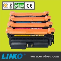 New type buy direct from china factory compatible color CF320A for HP toner cartridge