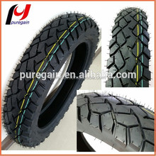 china high rubber content for South America motorcycle tyre 2.75-16