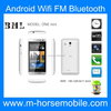 "Wholesale 3.5"" Dual SIM android cell phones with factory price made in China"