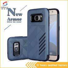 Factory price anti-scratch phone case for samsung galaxy s7 edge
