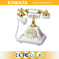 Decorative Luxury Mansion Old Model telephones