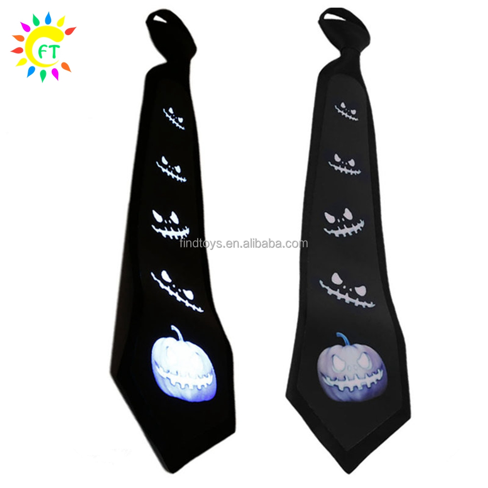 Wholesale Sound Activated LED EL Necktie for Party